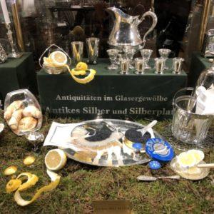 Antiquitäten im Glasergewölbe Salzburg
