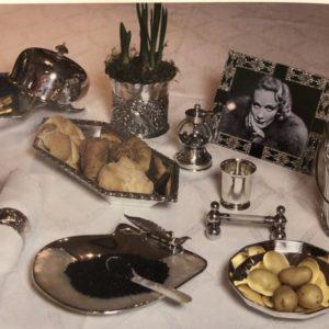 Dinieren mit Silber